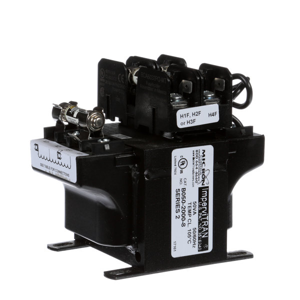 Salvajor 994115A Transformer 208v W/ 1 Amp Fuse Main Image 1