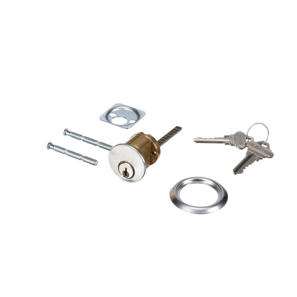 Nor-Lake 119907 CYLINDER&KEY 14662 FOR 119142