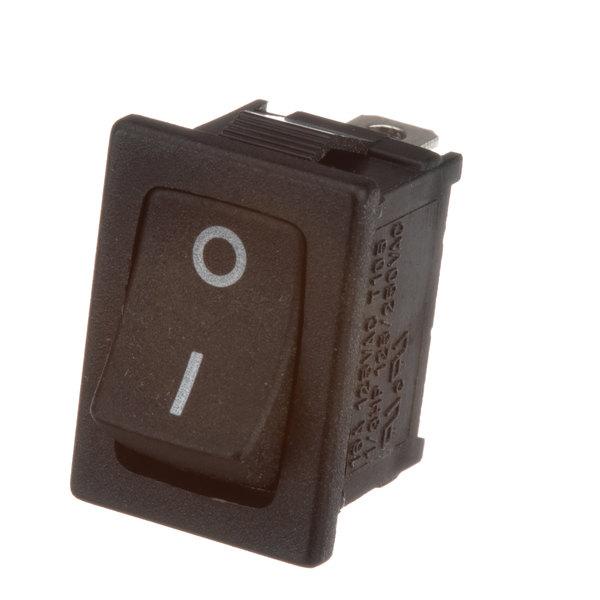 Master-Bilt 02-71605 Switch Pwr Black 125/15a, Tu