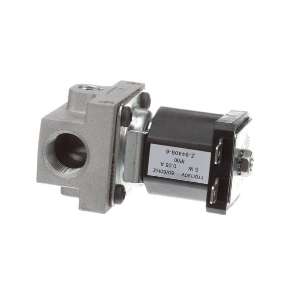 Pitco 60142101 Gas Valve 120v Sng Port Main Image 1