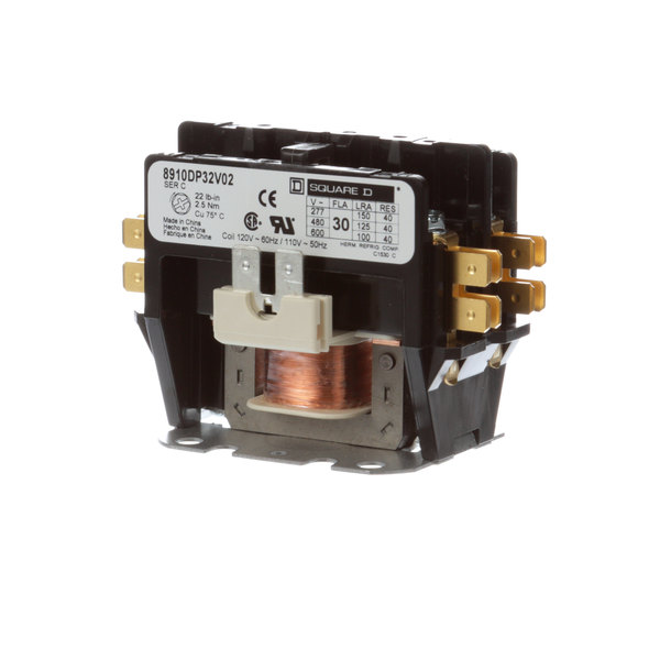 Delfield 2194974 Contactor,2 Pole,120v