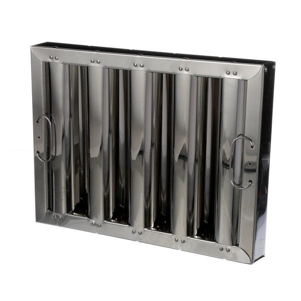 Avtec AS FLT1216SSC Filter, 12x16 Ss Baffle Component