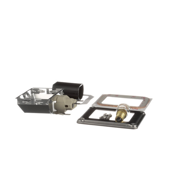Convotherm C2618780 Cavity Light Cover Assy Main Image 1