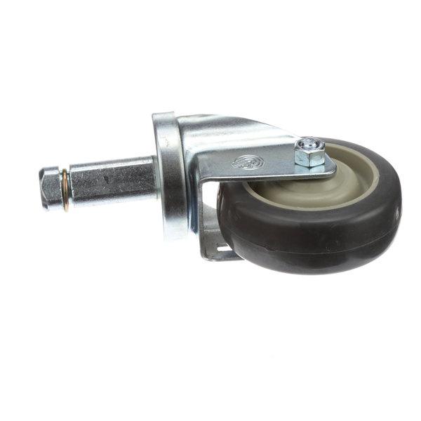HK Dallas H-20-4-6 Swivel Castor W/O Brake,3.5in Main Image 1