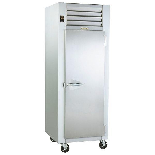 "Traulsen G12010 30"" G Series One Section Solid Door Reach in Freezer with Right Hinged Door - 24.2 cu. ft."