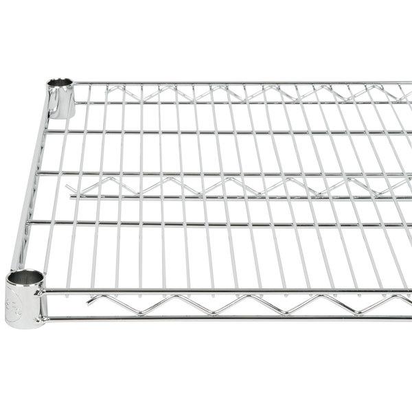 """Regency 21"""" x 30"""" NSF Chrome Wire Shelf"""