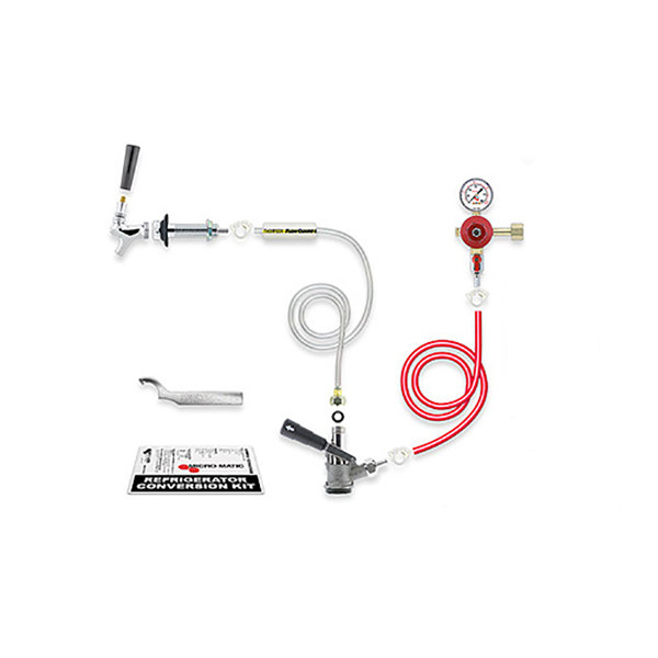 Micro Matic RCK-LC-V Value Kegerator Door Mount Conversion Kit