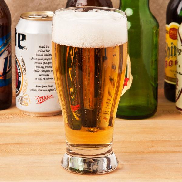 Libbey 194 16 oz. Customizable Pub Glass - 36/Case