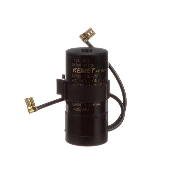Manitowoc Ice 8251023 Capacitor, Start - 115v/240mfd Main Image 1