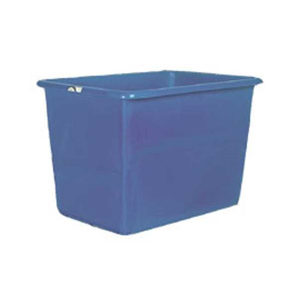 Winholt TUB-6A-BL 6 Bushel Blue Tub for 30-6 Series Bulk Movers