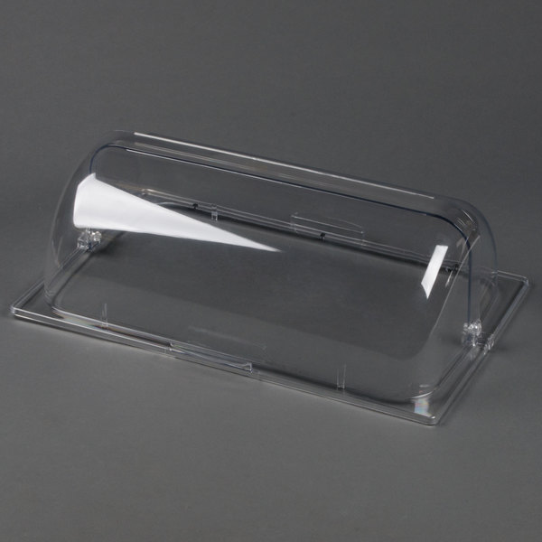 Full Size Polycarbonate Roll Top Chafer Cover