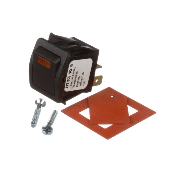 Garland / US Range CK98-003 On/Off Switch Kit 240v Amber Main Image 1