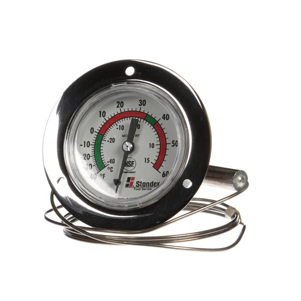 Master-Bilt 44-01047 Dial Thermometer,Flush Mount
