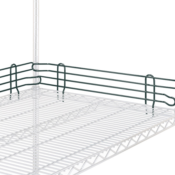 "Metro L54N-4-DSG Super Erecta Smoked Glass Stackable Ledge 54"" x 4"""
