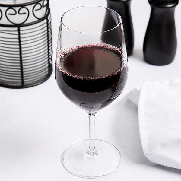 Stolzle 3760035T Ultra 19 oz. Cabernet / Bordeaux Glass - 6/Pack