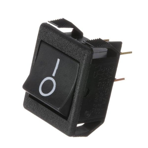 Duke 157886 Switch, Non-Lighted 20 Amp Main Image 1