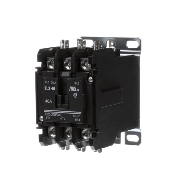 Master-Bilt 19-01310 Contactor, 3-Pole, 40/50 Amp Main Image 1