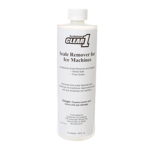 Scotsman 19-0653-01 Clear One Cleaner 16 Oz-Each
