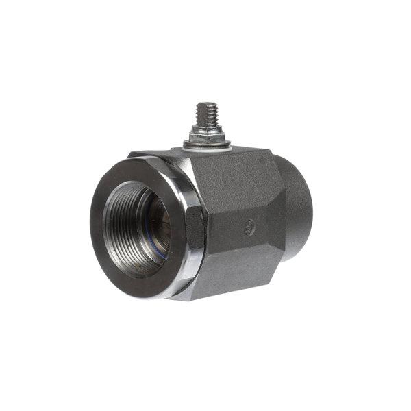 Frymaster 8102783 Valve,1-1/2 Full Port W/O-Ring