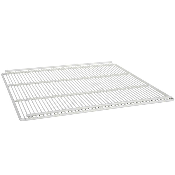 """Beverage Air 403-197C Epoxy Coated Wire Center Shelf for 74"""" CF and CR Countertop Refrigerators and Freezers"""