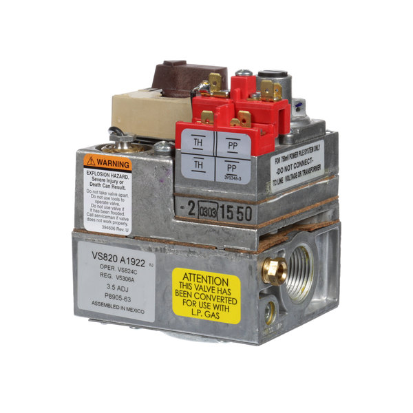 Anets B14351-00 Gas Valve, Lp Main Image 1