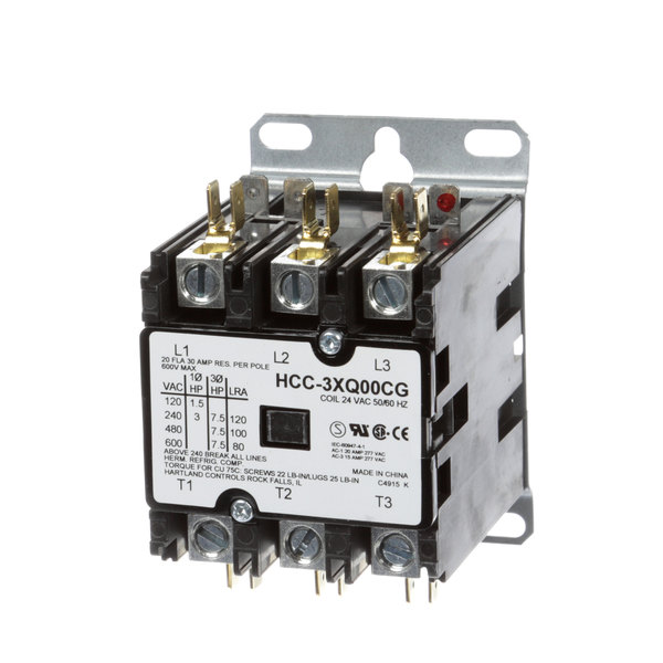 Insinger DE1-110 Contactor 50 Amp