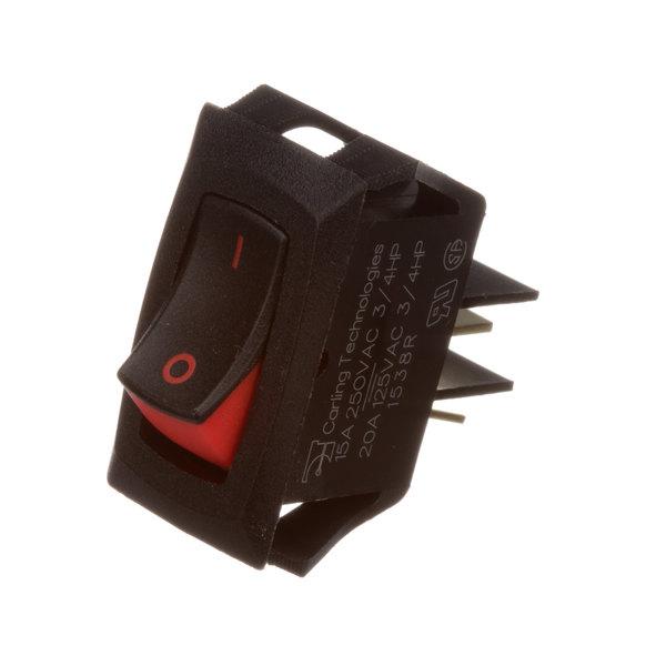 Delfield 2190154 Switch,Rocker,20a/125v,15a/250v Main Image 1