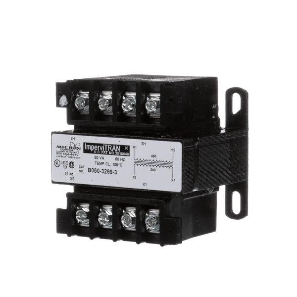 Hubbell B050-3299-3 Transformer 480v-208v
