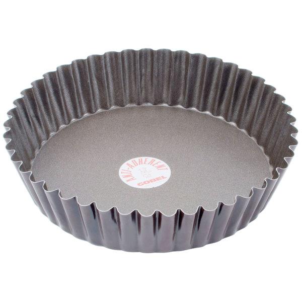 "Gobel 9 1/2"" Non-Stick Tart / Quiche Pan Deep Design with Removable Bottom"