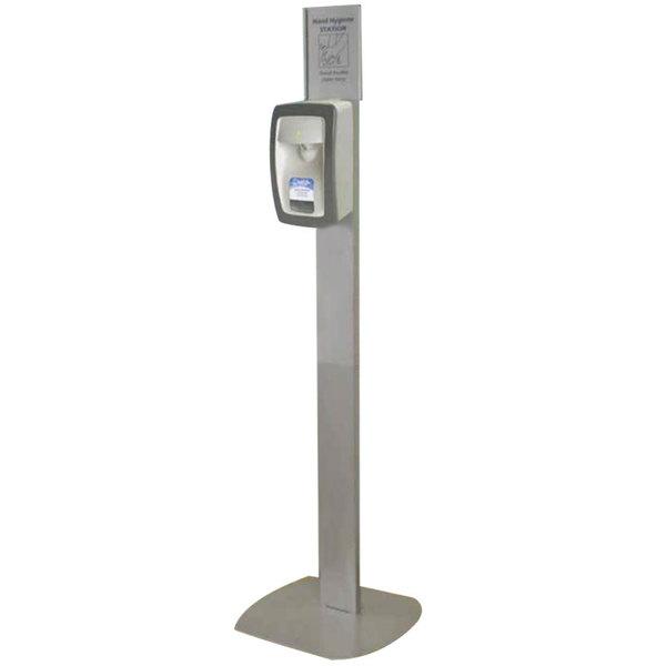 Kutol 9938ZZZ Health Guard Hand Sanitizing Station Stand Main Image 1