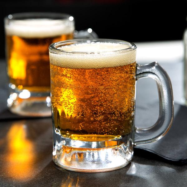 Anchor Hocking 90069 Beer Taster Mug 3.5 oz. - 72/Case
