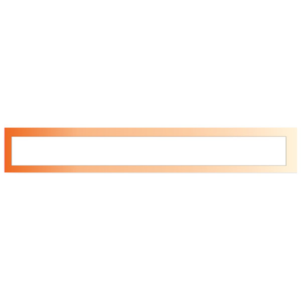 "Deli Tag Blank Name Insert 3"" x 1/2"" - 100/Pack"