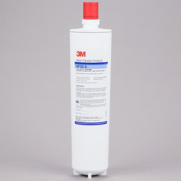 3m Hf20 S Water Filter Replacement For Ice120 S Filtration System