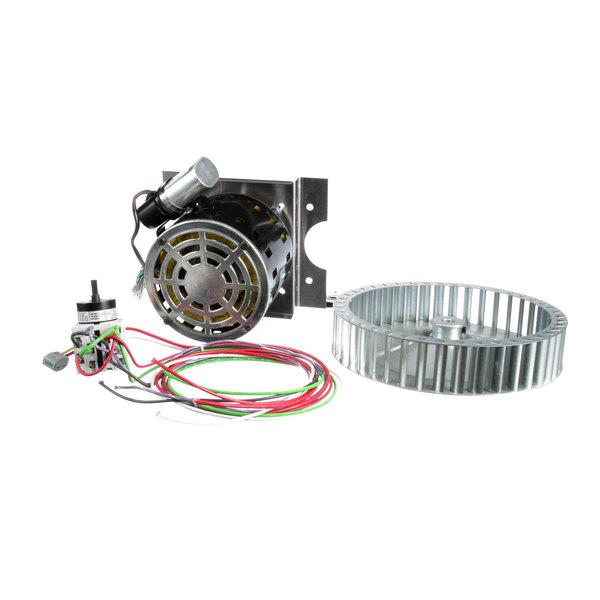 NU-VU 250-1029 BLOWER MOTOR & WHEEL