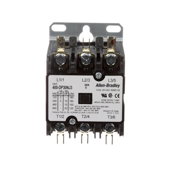 Accutemp AT0E-1587-4 24v Contactor