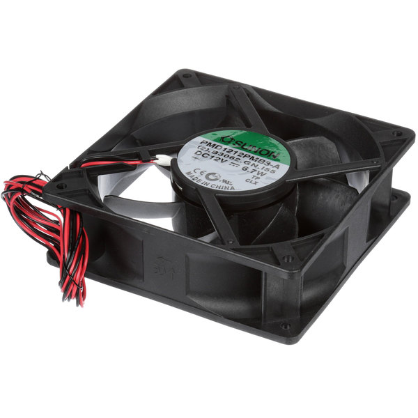 Convotherm 5056318 Auxiliary Fan; 12 Vdc Main Image 1