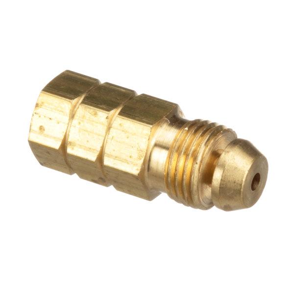"""Frymaster 8100502 Fitting,Brass 1/8"""" Tube"""