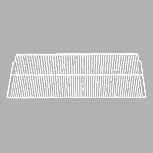 "True 908814 White Coated Wire Shelf - 31 3/4"" x 11 3/4"" Main Image 1"