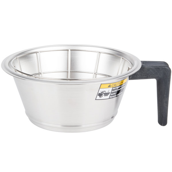 Grindmaster 71619 Stainless Steel Brewing Funnel Main Image 1