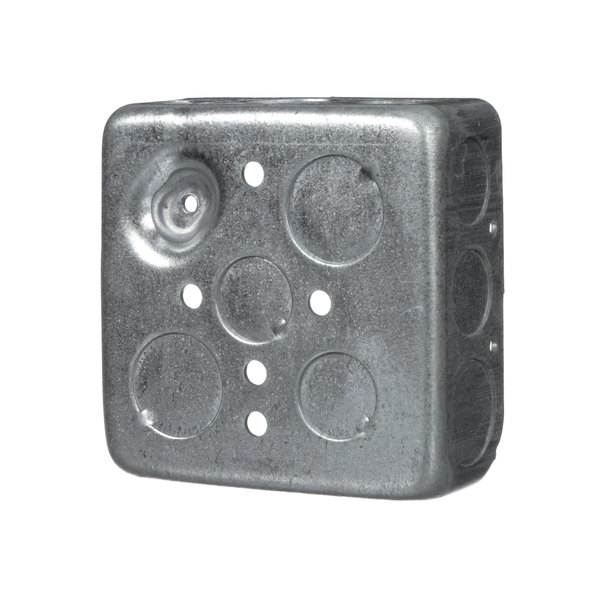 """Marshall Air 500260 4"""" Square Box"""