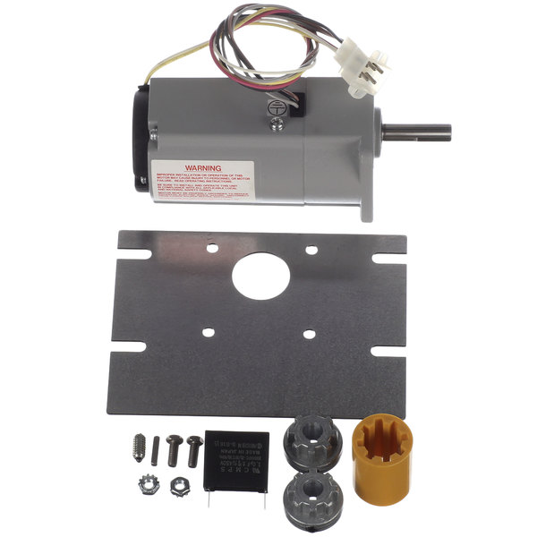 Lincoln 370384 Motor 230V with Pins and Housing Main Image 1