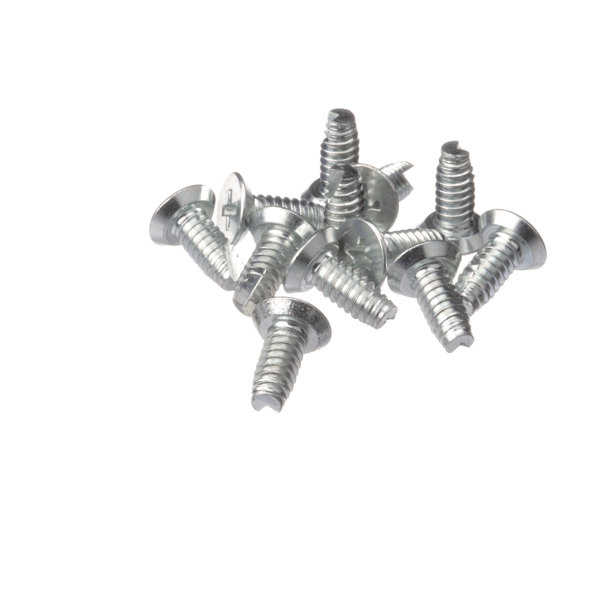 Manitowoc Ice 5202099 Phil Flat Hd Screw - 12/Pack