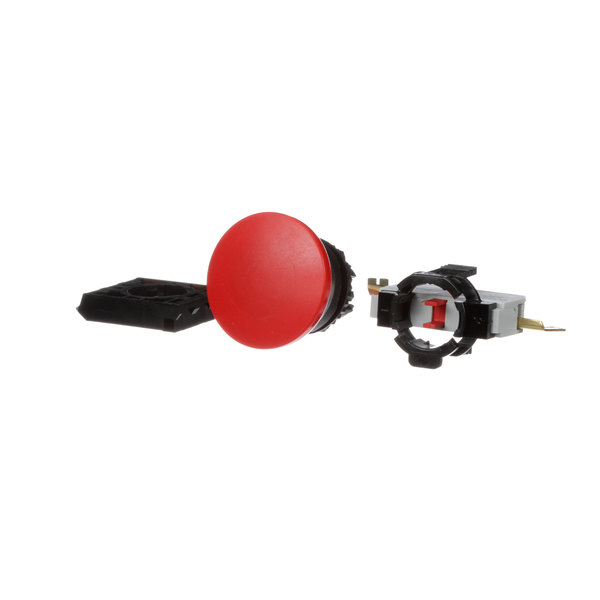 Robot Coupe 500300 Switch, Stop Red
