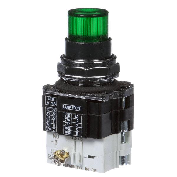 Hobart 00-975711 Green Switch Main Image 1