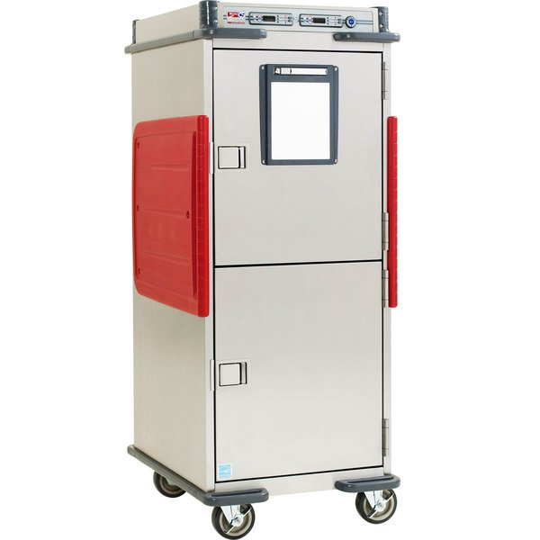 Metro C5T9D-DSB C5 T-Series Transport Armour Full Size Heavy Duty Dual Cavity Heated Holding Cabinet with Digital Controls 120V Main Image 1