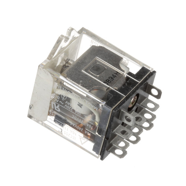 Lincoln 370538 Relay Ir Omron Ly3f240ac