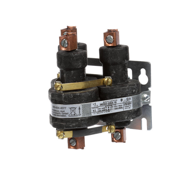 Lincoln 370485-AS Contactor, Mercury 3Pole Main Image 1