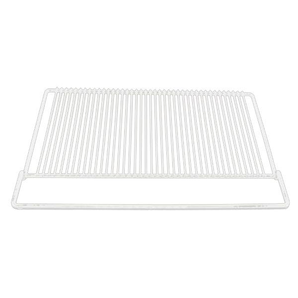 "True 908810 White Coated Wire Shelf - 15 11/16"" x 17 1/2"""