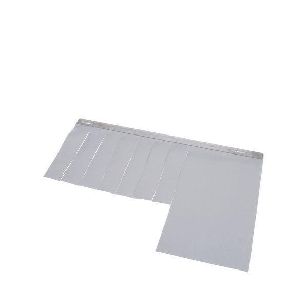 Glastender 01000656 Wash/Rinse Curtain Main Image 1