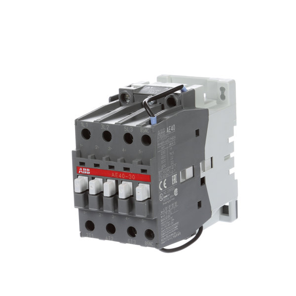 Blodgett 52717 Contactor, 3 Phase 24vdc Coil Main Image 1
